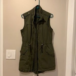 Women's Levi's Military Vest
